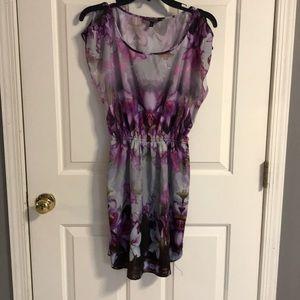 Express Open Shoulder Dress